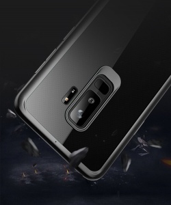 Ốp dẻo Rock Clarity trong suốt Galaxy S9